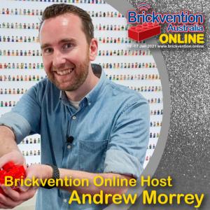 Brickvention Online Andrew