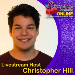 Brickvention Online Chrishill