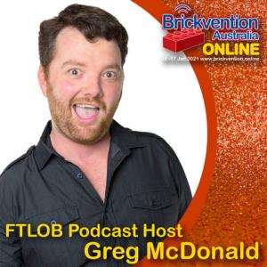 Brickvention Online Greg