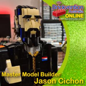 Brickvention Online Jason