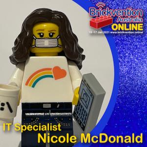 Brickvention Online Nicole