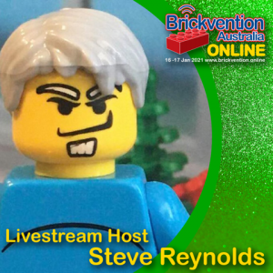 Brickvention Online Steve